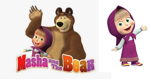 download film kartun masha and the bear