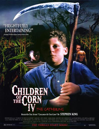 Ver Los chicos del maíz 4: la reunión (1996) Online