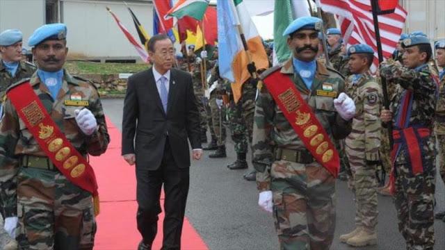 Daesh planeó asesinar a Ban Ki-moon en El Líbano