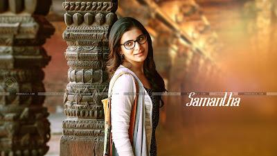 Top Indain Bollywood Actress Samantha Ruth Prabhu HD Wallpapers