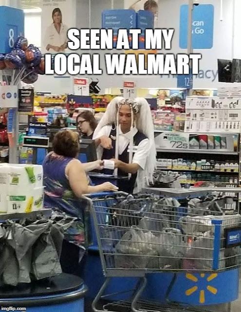 Walmart Meme