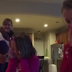 Mom tells daughters to look under Christmas tree. They're shocked …