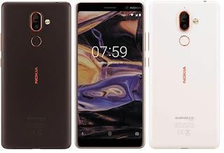 هاتف نوكيا Nokia 7 plus مواصفات نوكيا Nokia 7 plus سعر موبايل نوكيا Nokia 7 plus هاتف و جوال و تليفون نوكيا Nokia 7 plus