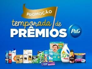 Cadastrar Promoção Temporada de Prêmios P&G Atacadão 2017