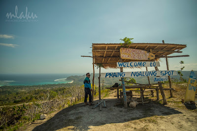 Praing Ngalung Spot, pantai Tarimbang
