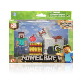 Minecraft Series 2 Steve? Overworld Figure