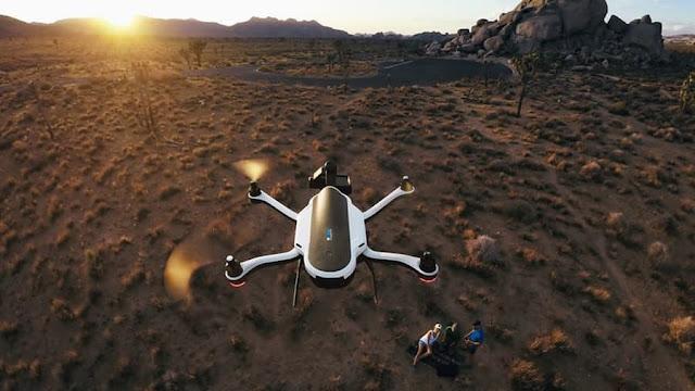 6 Fitur Canggih Yang Dimiliki Drone Karma