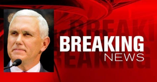 BREAKING: MIKE PENCE JUST OVERTURNED OBAMA'S MAJOR ADMINISTRATION RULE – OBAMA IS DONE!