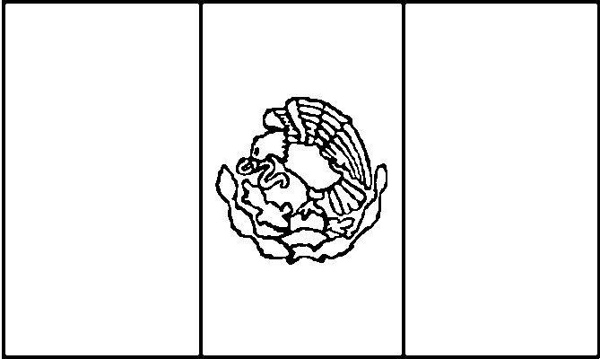 peru flag coloring page - peru flag coloring