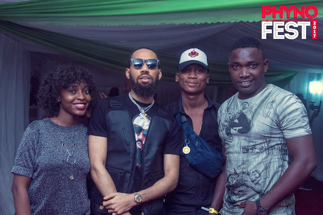 PhynoFest 2017 Becomes Biggest Concert In Nigeria With Record Breaking Attendance Of Over 50,000 People