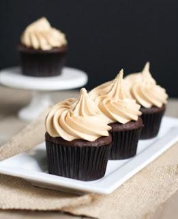 cupcake cokelat buttercream