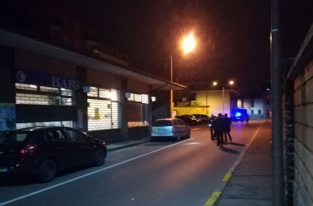 27-year-old Albanian is shot in the chest in Milan
