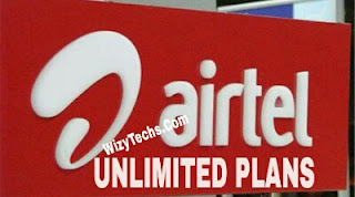 Airtel unlimited data