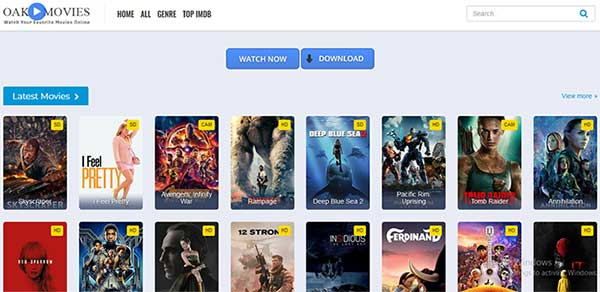 Oakmovies: 40 Sites like OnlineMoviesCinema| Best alternatives to OnlineMoviesCinema: eAskme