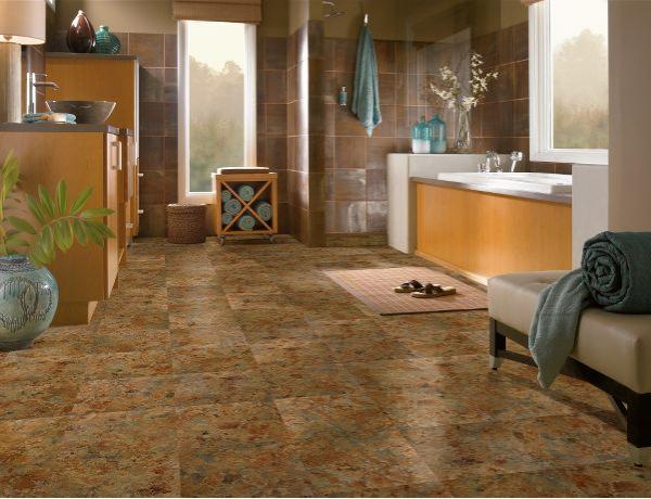 Terrific Tst Mosaic Tiles Choosing Bathroom Flooring Interior Design Ideas Jittwwsoteloinfo