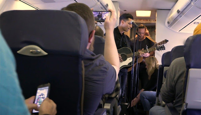 Southwest Airlines forces passengers to listen to live in-flight music Onlinelatesttrends