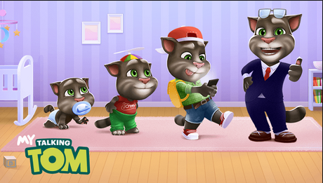 Taking Talking Tom Gold Run — Minutemanhealthdirect