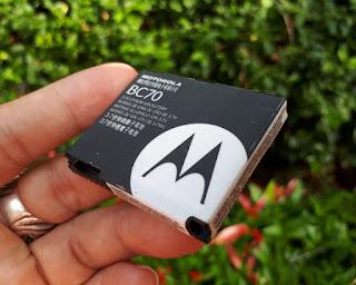 Baterai Original Motorola BC70 New Motorola Razr E6