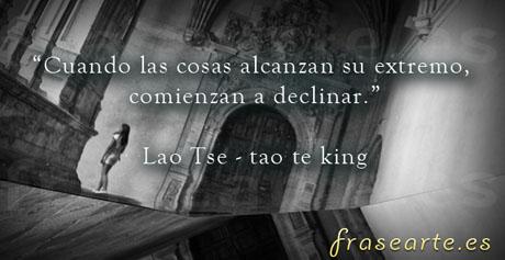 Frases famosas de Lao Tse en postales