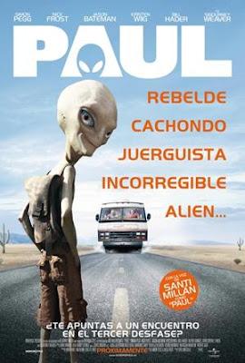descargar Paul (2011), Paul (2011) español