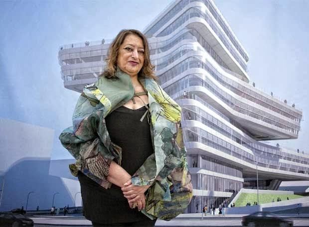 arquitecta iraqu una de las principales figuras de la mundial curs estudios de matemticas en la universidad americana de