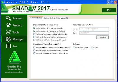 Smadav Terbaru 2017 REV 11.1 Full Version