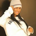 Andrea Rincon, Selena Spice Galeria 19: Buso Blanco y Jean Negro, Estilo Rapero Foto 35