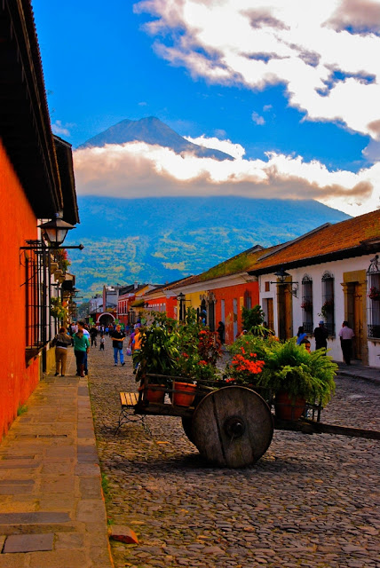 VIAJES - A Guatemala 1