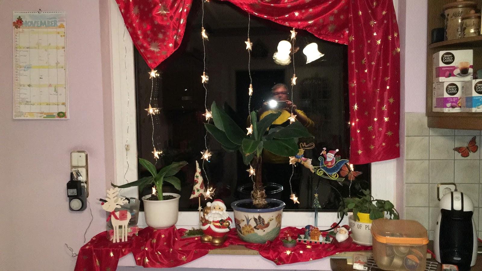 weihnachtsdeko weihnachtskarten und miezi zu besuch. Black Bedroom Furniture Sets. Home Design Ideas