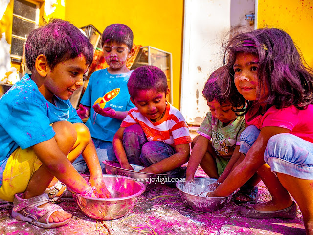 Images Of Holi Festival For Kids