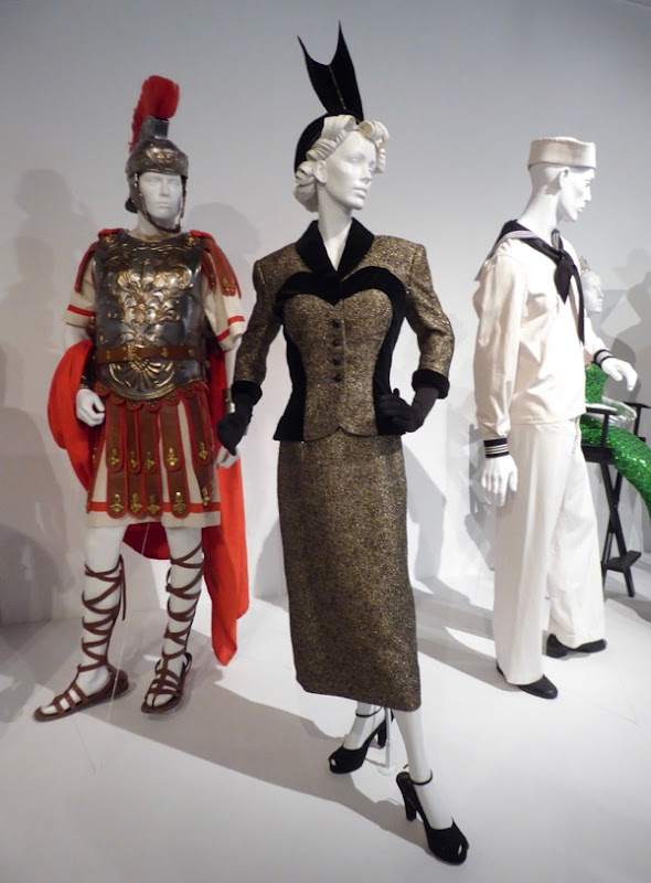 Tilda Swinton Hail Caesar Thessaly Thacker film costume