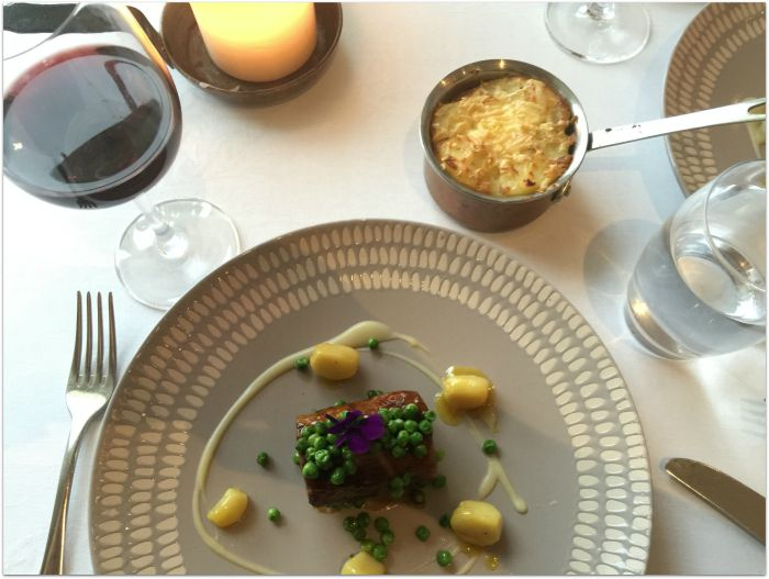 Wilde's Restaurant The Lodge Ashford Castle