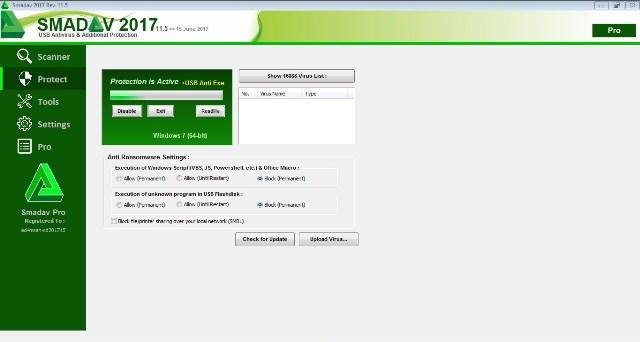 Download Smadav Pro Screenshots Full Version