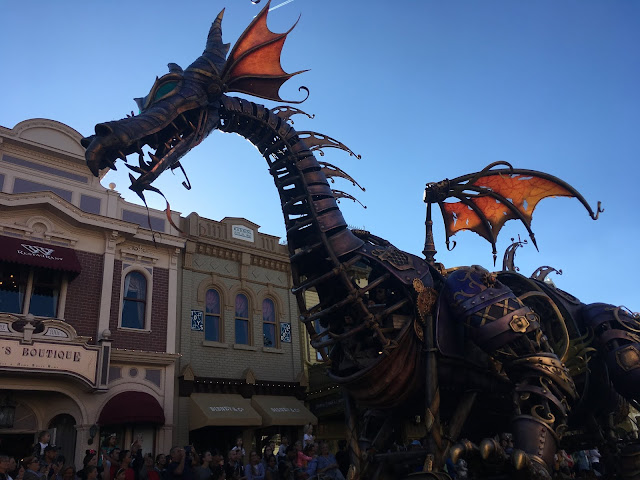 Disneyland Paris Parade 2018