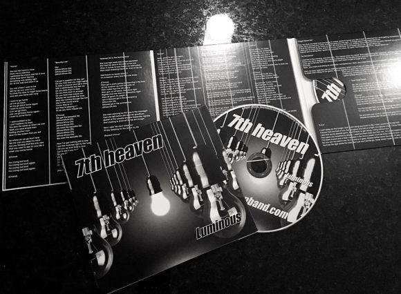 7th HEAVEN - Luminous + Pop Medley 4 (2017) - disc