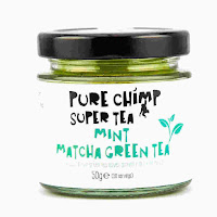 Pure Chimp Mint ceremonial grade matcha green tea