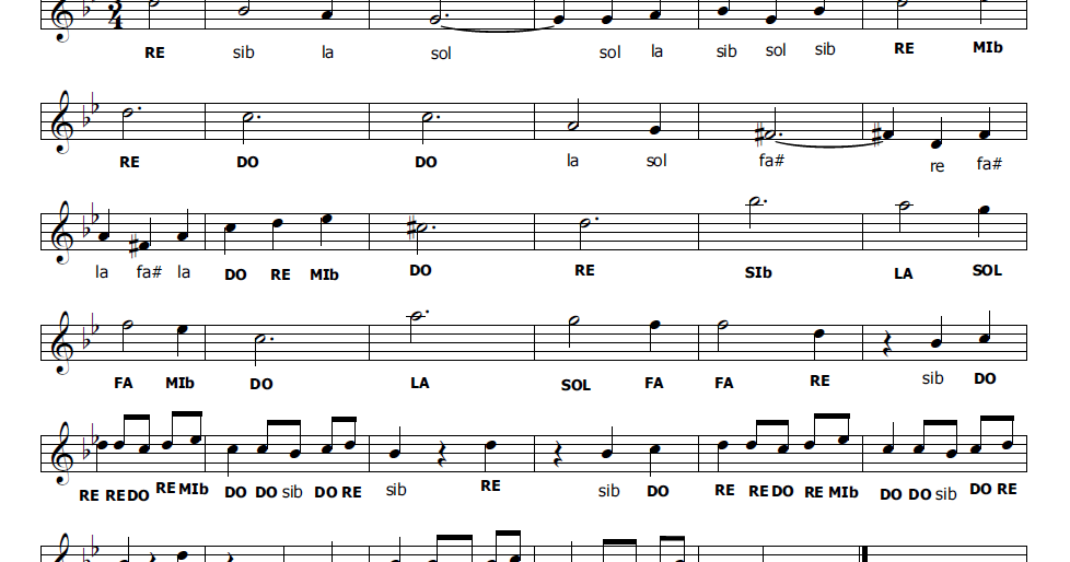 Musica e spartiti gratis per flauto dolce: Waltz n 2 di Shostakovich