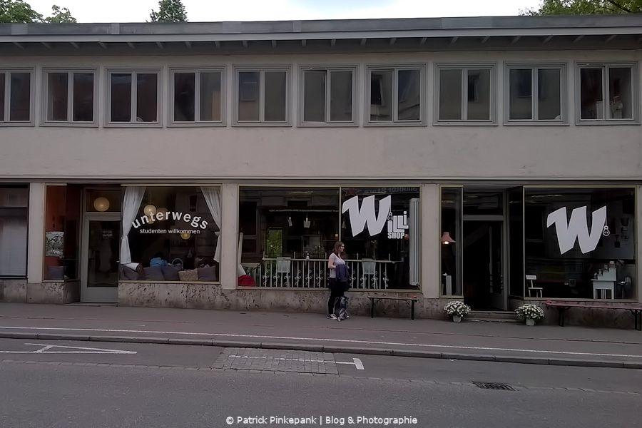 In der Wilhelmstraße
