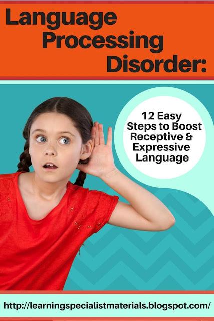 improve receptive and expressive language