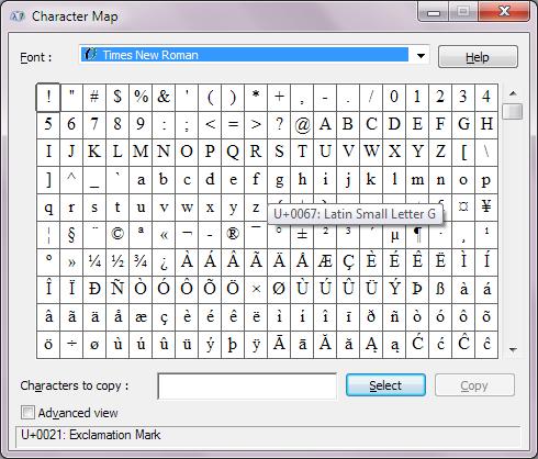 RockyRoer: Greek Letter Shortcuts in Microsoft Word