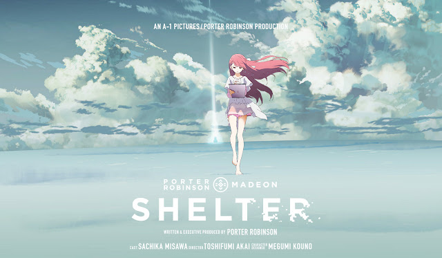 "Toonami will be showing ""Shelter"" on New Year's Eve"