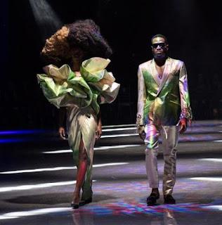 D'banj Models In South Africa