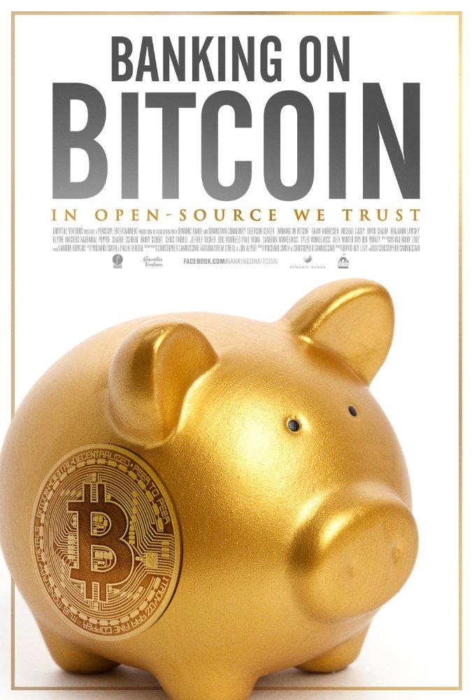 Banking on Bitcoin (2017) ταινιες online seires oipeirates greek subs