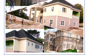 Footballer Sunday Mba To Dedicate New Home By Dec. 31st