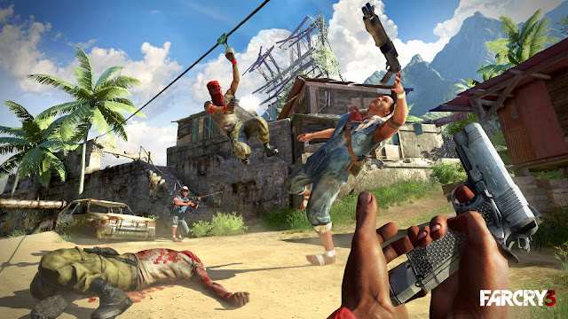Far Cry 3 Highly Compressed Free Download