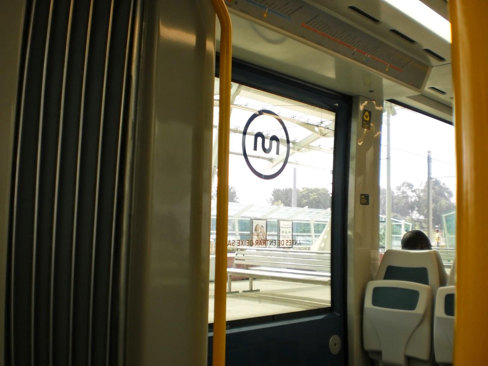 Porto (Portugal) metro