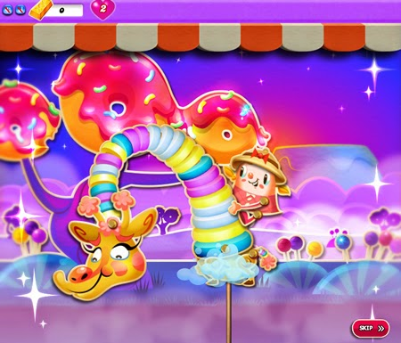 candy crush saga dreamworld 531-545