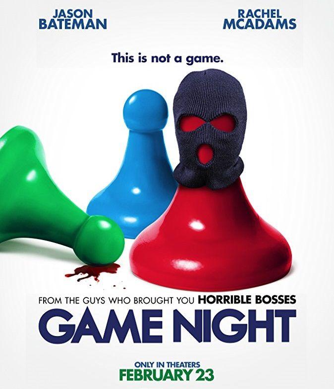 فيلم كوميدي لعبة المساء Game Night