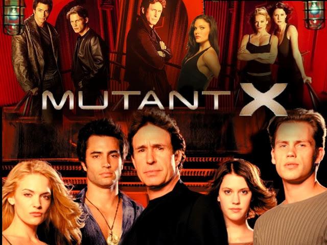 Falando em Série: MUTANTE X - parece com os X-Men, mas não é! (2001)
