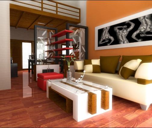 contoh foto foto menata rumah minimalis yang bagus